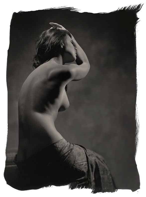 Bather © Ted Preuss